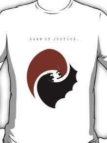 Dawn of Justice T-Shirt