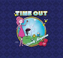 Time Out: Candy Kingdom by Corinna Djaferis