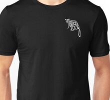 Small Animal Logo - Lemur Unisex T-Shirt