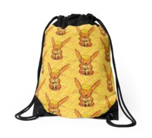 Honey Bun Drawstring Bag