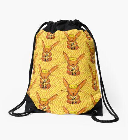 Honey Bun Drawstring Bag
