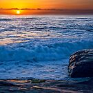 Melting Sun by Ann J. Sagel