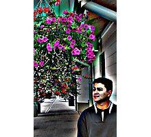 Flower Love Photographic Print