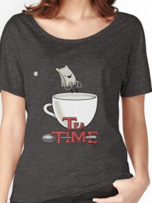Tea Time! Women's Relaxed Fit T-Shirt