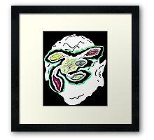 Edward L. Alienface Framed Print