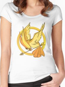 Pokegames Women's Fitted Scoop T-Shirt