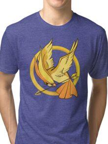 Pokegames Tri-blend T-Shirt