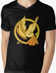 Pokegames Mens V-Neck T-Shirt