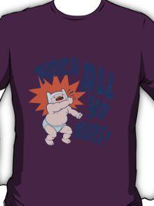 Finn The Human. T-Shirt