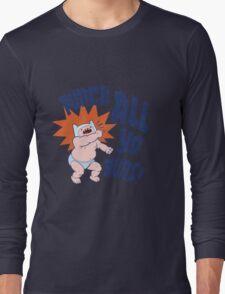 Finn The Human. Long Sleeve T-Shirt