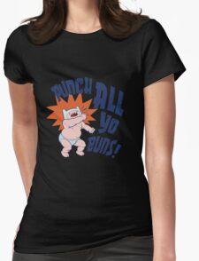 Finn The Human. Womens Fitted T-Shirt