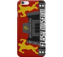 The Flash Museum  iPhone Case/Skin
