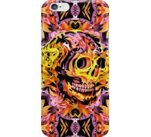 Skull V iPhone Case/Skin