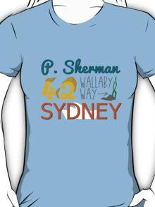 P. Sherman 42 Wallaby Way Sydney T-Shirt