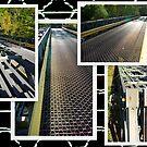 A Bailey Bridge by Larry Llewellyn