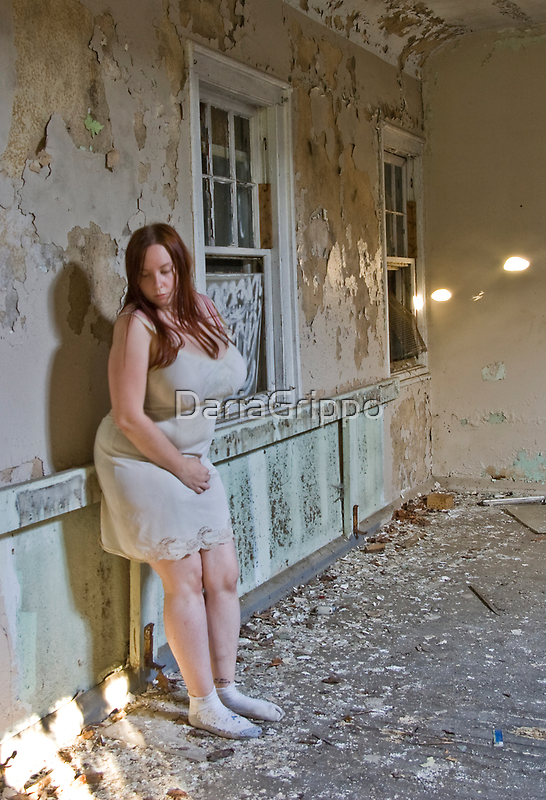 Abandoned Self Portrait by DariaGrippo