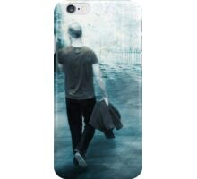 Step Back in Time iPhone Case/Skin