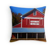 Prater's Mill Throw Pillow