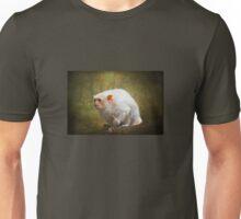 Silvery Marmoset Unisex T-Shirt