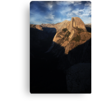 Stealing the Spotlight Canvas Print