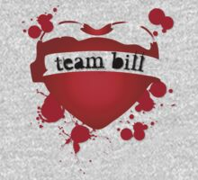 Team Bill Bloodsplatter by Adriana Owens