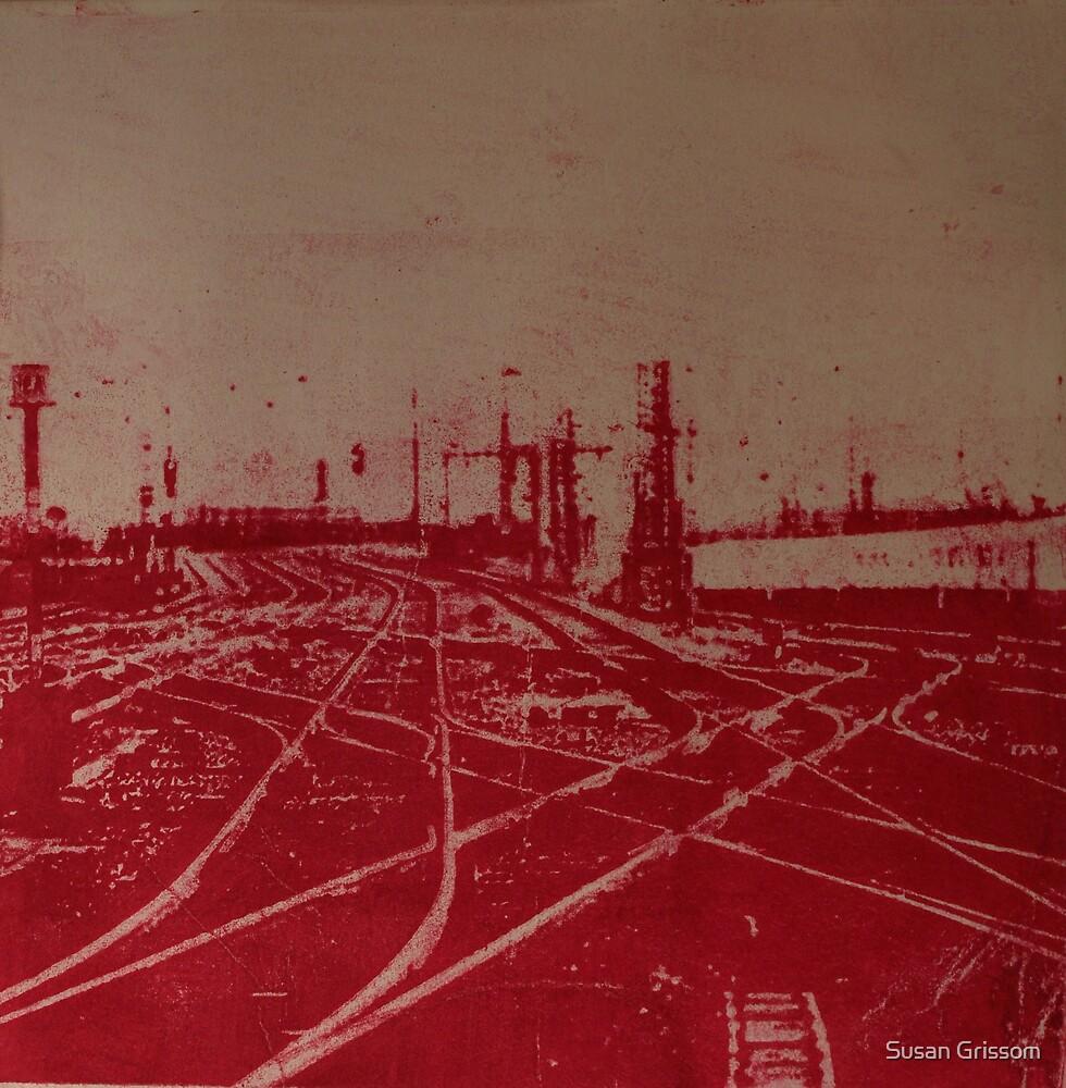 Tracks 1 by Susan Grissom