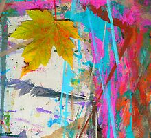 Autumnal Abstract by AngelArtiste