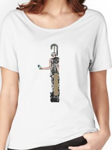 Armor and the Rose Women's Relaxed Fit T-Shirt