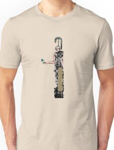 Armor and the Rose Unisex T-Shirt