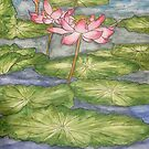 Waterlilies XXIX by Alexandra Felgate