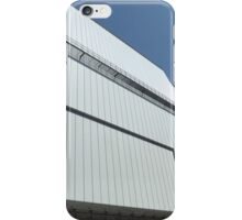 The New Whitney Museum on the High Line, Renzo Piano, Architect, New York City iPhone Case/Skin