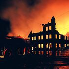Rachael Foster hospital fire by Brian McInerney