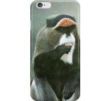 Debrazza Monkey iPhone Case/Skin