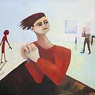 Rushing Nowhere by Saren Dobkins