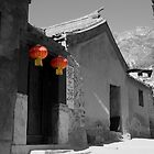 Mountain Village by KLiu