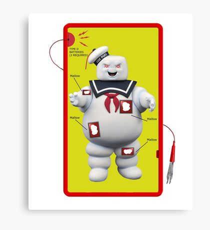 Operation Mallow Canvas Print