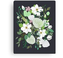Floral Forest Canvas Print