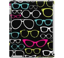 Retro Eye Glass Parade iPad Case/Skin