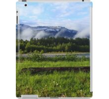 Serenity at the River's Edge iPad Case/Skin