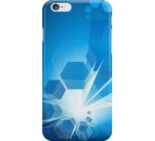 High Tech Abstract iPhone Case/Skin