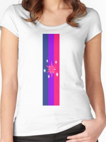 Twily Mark Women's Fitted Scoop T-Shirt