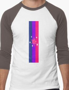 Twily Mark Men's Baseball ¾ T-Shirt