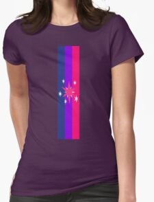 Twily Mark Womens Fitted T-Shirt