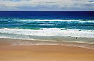 Violet Pacific Ocean by Renee Hubbard Fine Art Photography