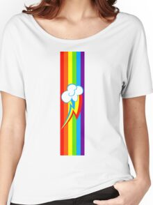 Dashie Mark Women's Relaxed Fit T-Shirt