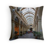 Galerie Vivienne Throw Pillow