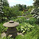 Colorful Garden, Queens Botanical Garden, Flushing, New York by lenspiro