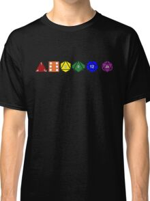 Gay Pride (Polyhedral Edition) Classic T-Shirt