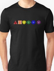Gay Pride (Polyhedral Edition) T-Shirt