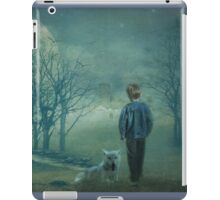The boy who cried wolf iPad Case/Skin